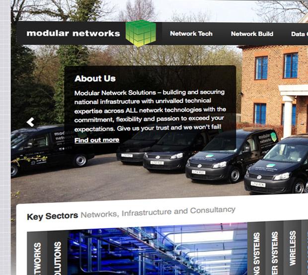 Modular Network Solutions
